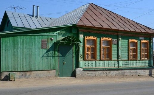дом-музей Жукова в Ельце фото