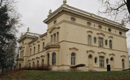 фотография дворца Сянилинна в Тампере