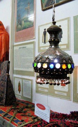 фотография Ахтынского краеведческого музея в Дагестане