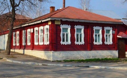 Литературно-мемориальный музей Бунина в Ельце фотография