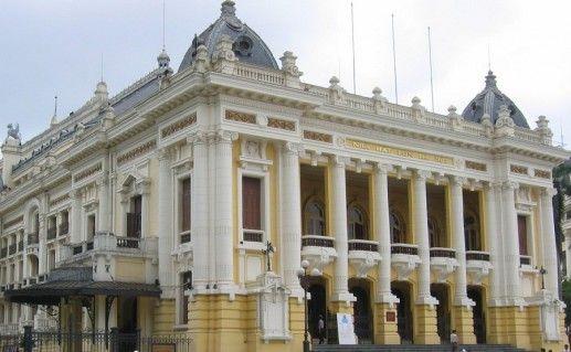 ханойский оперный театр фото