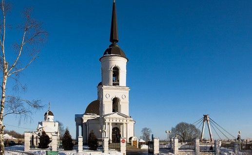 фотография Христорождественского храма в Череповце