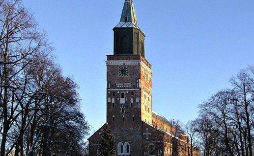 кафедральный собор в Турку фото