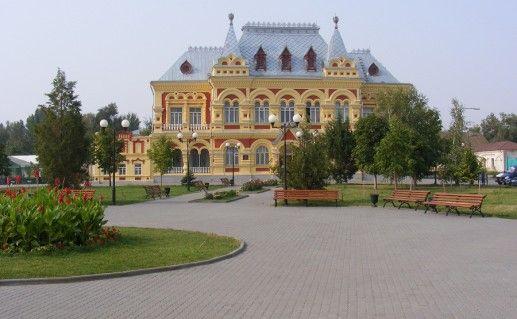 Камышинский историко-краеведческий музей фото