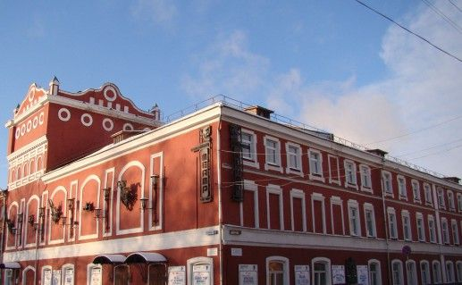 фотография Кимрского драматического театра