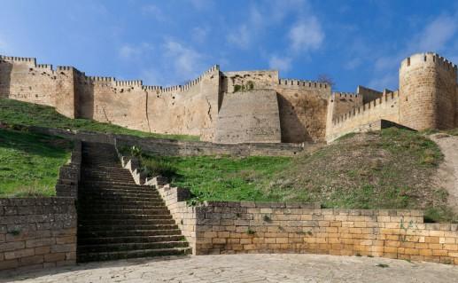 дагестанская крепость Нарын-Кала фото