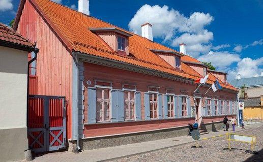 фотография музея игрушек в Тарту