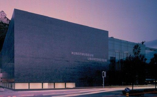 фотография музея изобразительных искусств в Лихтенштейне