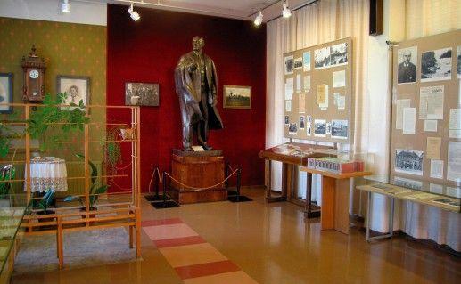 музей Ленина в Тампере фотография