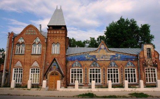 фото музея народных ремесел в Ельце