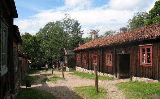 музей ремесел Луостринмяки в Турку фото