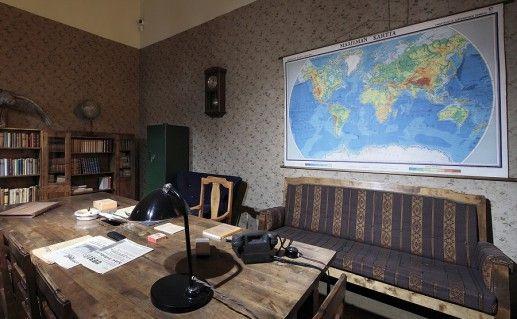 фотография музея центра связи Локки в Миккели