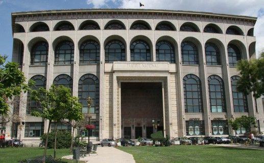 фото бухарестского Национального театра