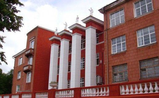 фото Нижегородского государственного технического университета
