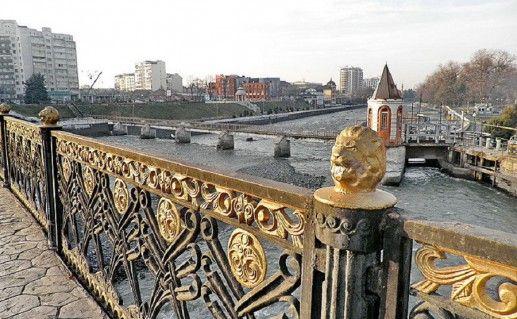 Ольгинский мост Владикавказ фотография