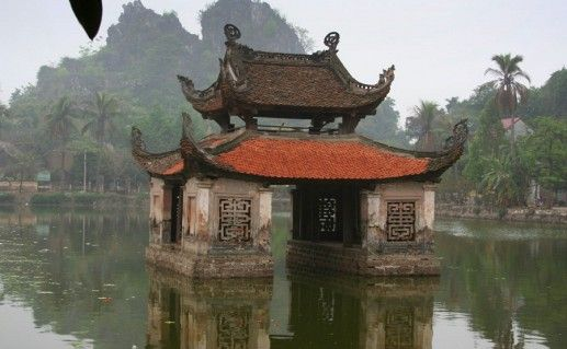 фотография пагоды Тай Фыонг в Ханое