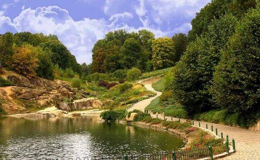 фотография парка Софиевка в Умани
