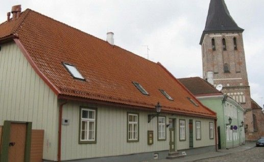 фото подворья Святого Антония в Тарту