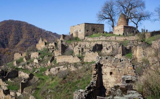 фото поселения Кала-Корейш в Дагестане