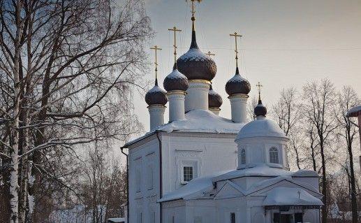 фотография рыбинской церкви Казанской иконы Божией Матери