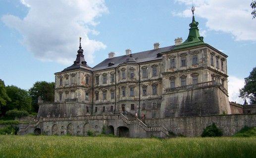 фото Подгорецкого замка Украина