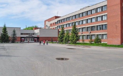 фото Уральского государственного педагогического университета в Екатеринбурге