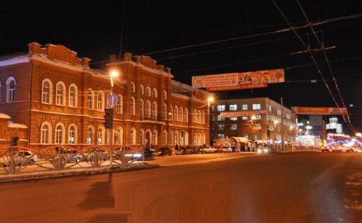 УрГПУ в Екатеринбурге фото