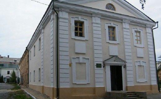 фотография Василианского монастыря в Умани