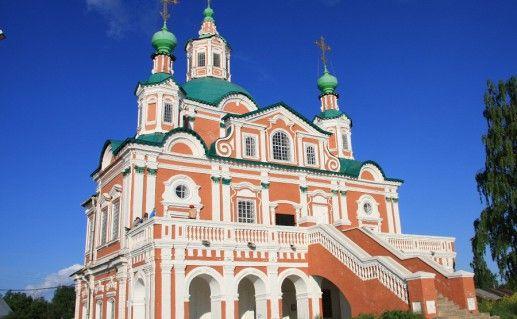 церковь Симеона Столпника в Великом Устюге фотография