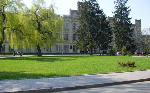 фотография Киевского политехнического института