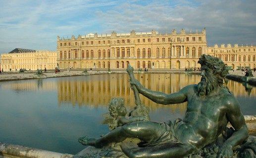 Версаль во Франции фотография
