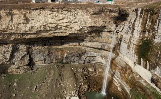 дагестанский водопад Тобот фото
