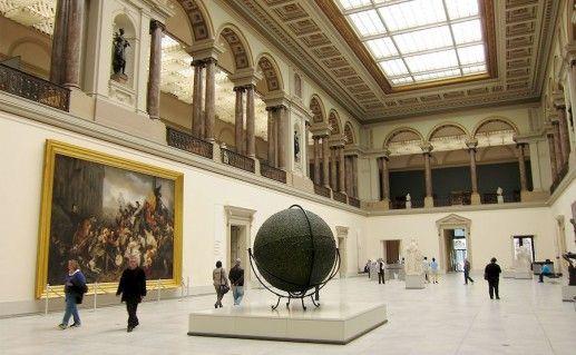 Королевский музей изящных искусств фотограф