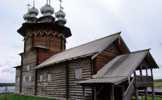 Фотография Церкови Покрова Богородицы