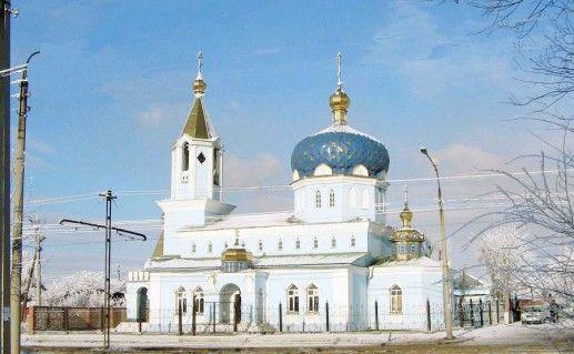 Церковь имени Николая Чудотворца фото