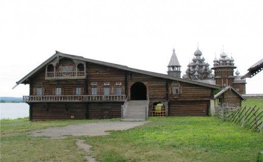Фотография дома крестьянина Ошевнева