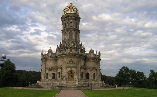 Фотография храма Знамения Богородицы