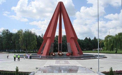Фото Мемориала Воинской Славы