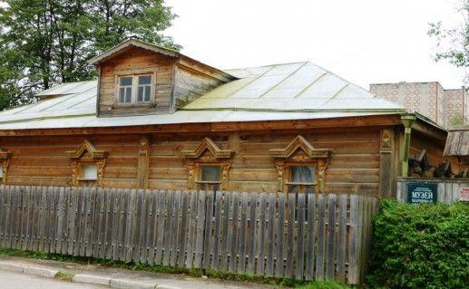Фотография Дома-музея Анастасии и Марины Цветаевых