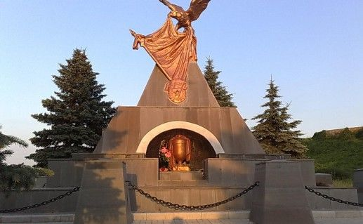 Мемориал «Острая могила» фотография