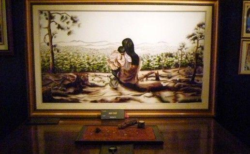 Фото картины в Шелковом Центре