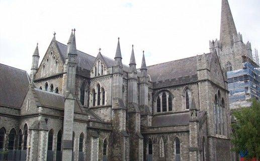 Собор святого Патрика фотография