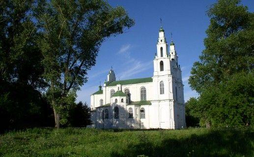 Софийский собор в Полоцке фотография