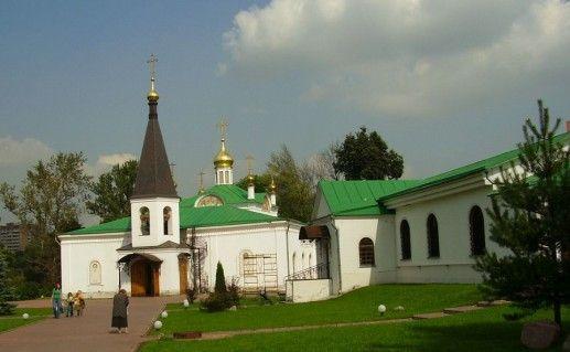 Фото Воскресенского храма