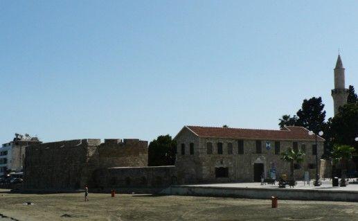 Археологический музей в Ларнаке фото