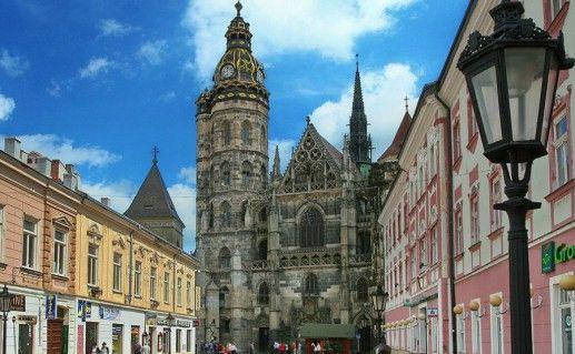 Базилика Святой Елизаветы Венгерской фото