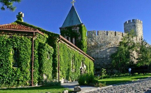 Фото Белградская крепость