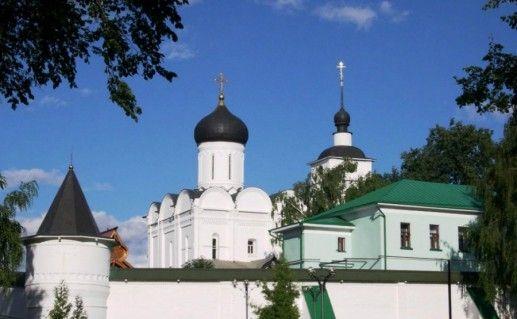 Борисоглебский монастырь в дмитрове фотография