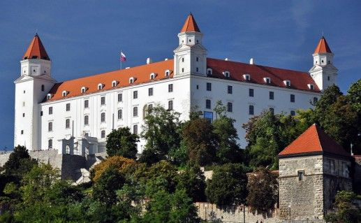 Братиславский град фотография