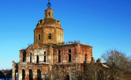 Церковь св.Димитрия Солунского в Нестерово фотография